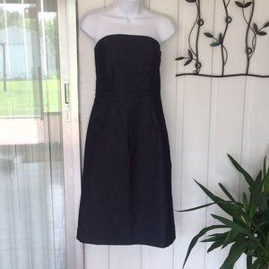 Merona Strapless Denim Dress